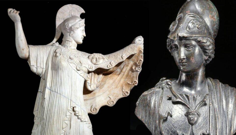Minerva, quem é? História da deusa romana da sabedoria