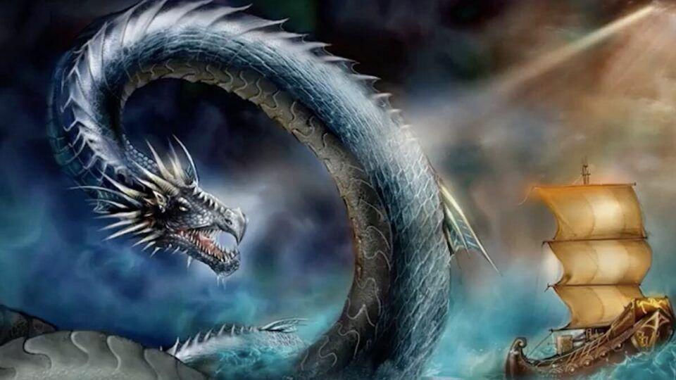Monstros marinhos – Registros e mais populares da Mitologia