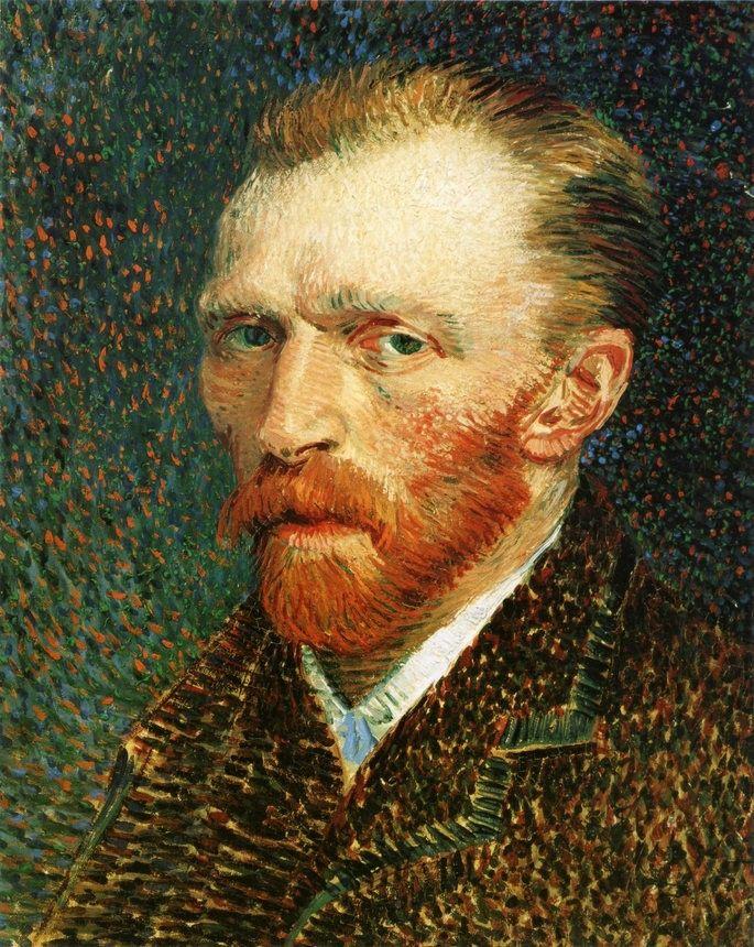 Obra pós-impressionista de van Gogh