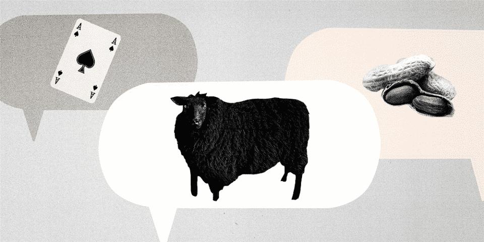 Ovelha Negra – Definição, origem e por que você não deve usar