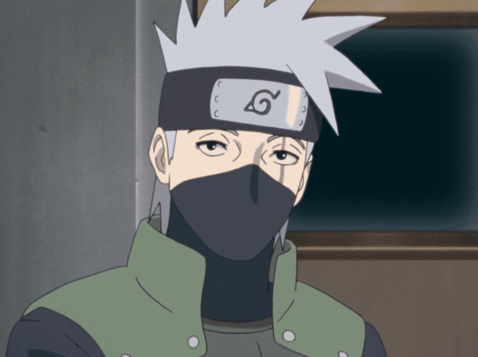 Rosto do kakashi – Mistério e revelação para os fãs do anime Naruto