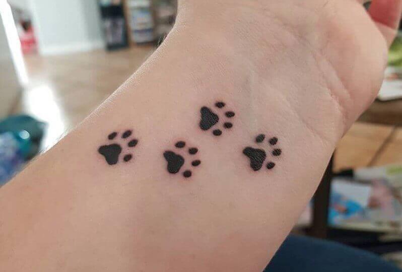 Tatuagem de cachorro: modelos incríveis para se inspirar