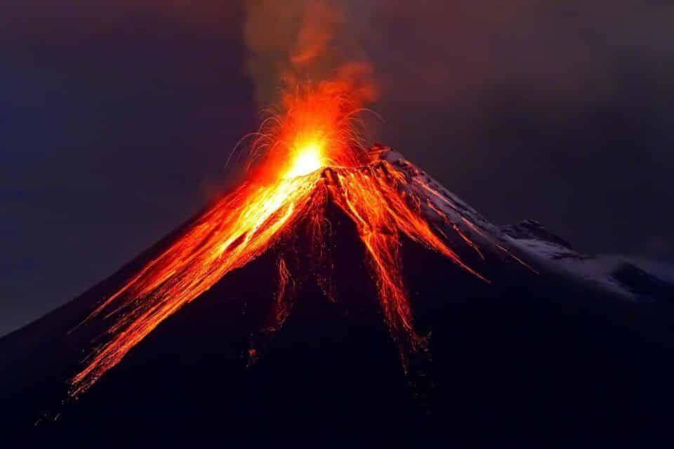 Vulcão mais antigo do mundo – Descoberto e onde está localizado
