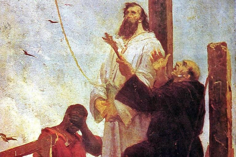 21 de abril - quem foi Tiradentes e porque ele ganhou um dia próprio