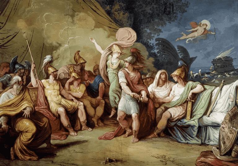 Agamemnon - história do líder do exército grego na Guerra de Troia