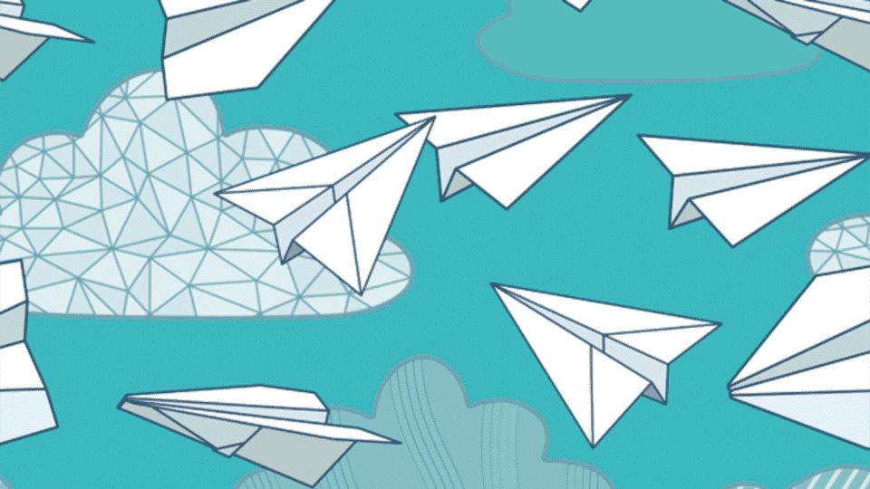 Avião de papel – Como funciona e como fazer seis modelos diferentes