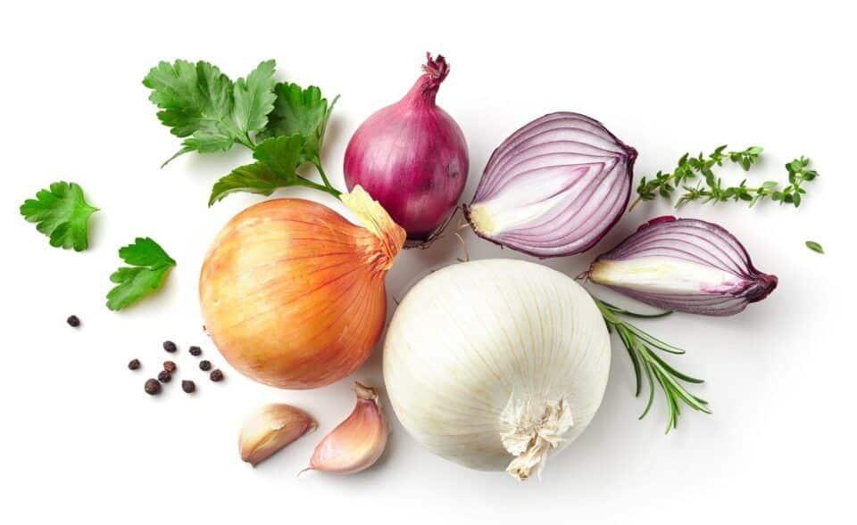 Benefícios da cebola – Tipos, propriedades e cuidados ao consumir