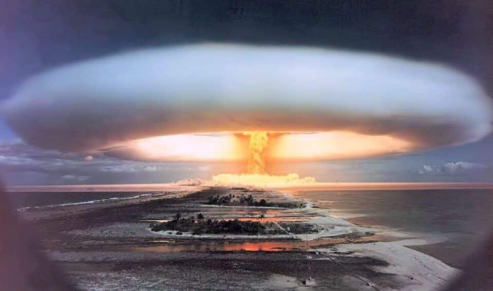 Bomba de hidrogênio vs bomba atômica – Qual é a diferença?
