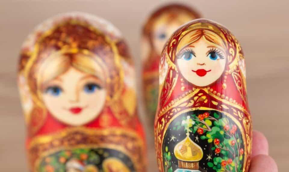Bonecas russas – Origem e curiosidades sobre as Matrioskas
