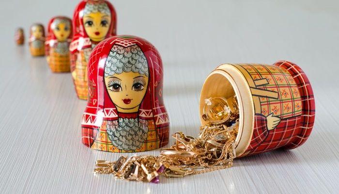 Bonecas russas: origem e curiosidades sobre as Matrioskas