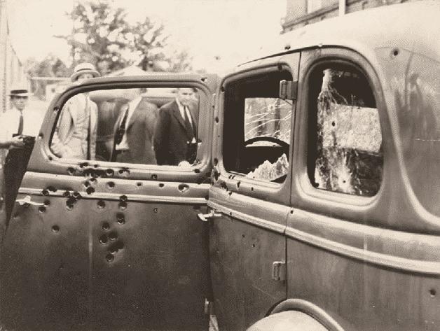 Bonnie e Clyde - a história do casal de criminosos que assombrou os EUA