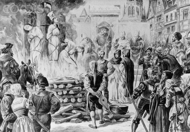 Bruxaria - história, itens utilizados e bruxas condenadas no Brasil