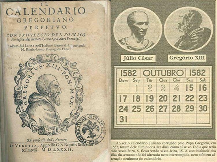 Calendário gregoriano - origem, história e principais curiosidades