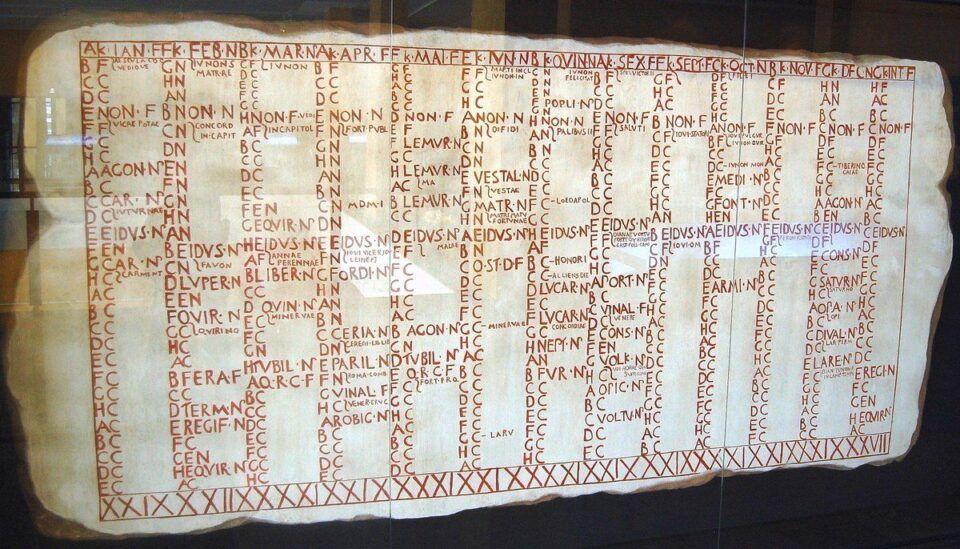 Calendário juliano – História do calendário criado por Júlio César
