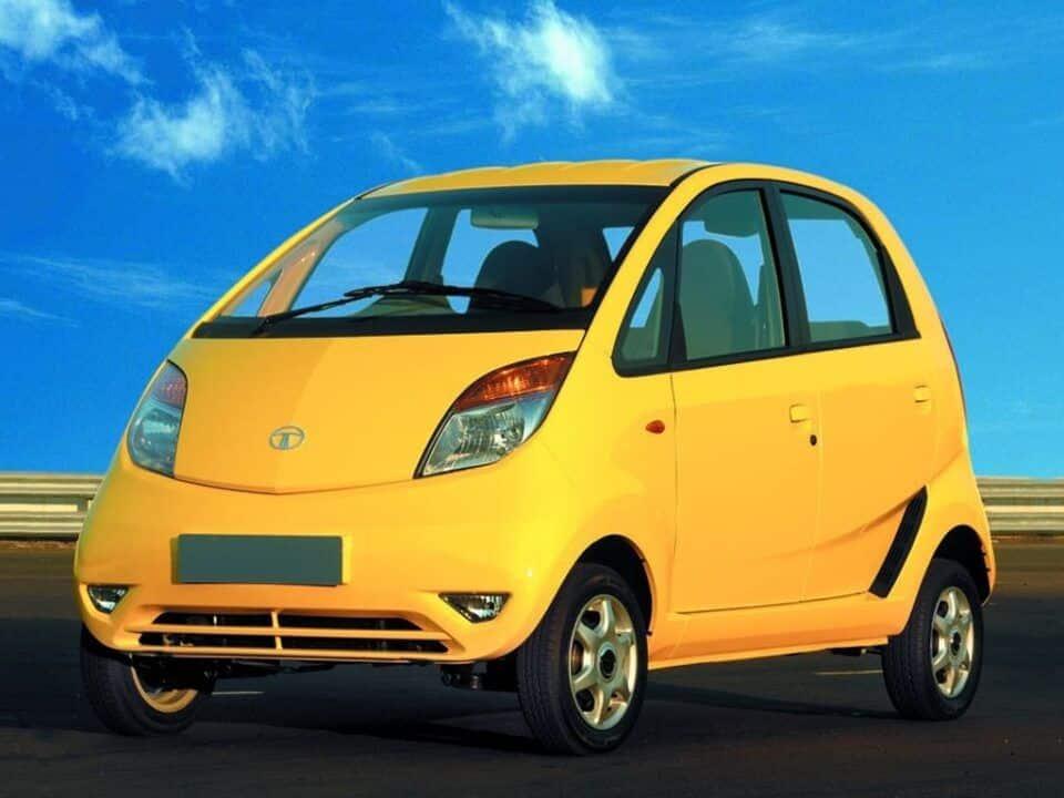 Carro mais barato do mundo – Conheça o veículo de apenas R$ 5 mil