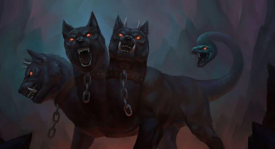 Cérbero, quem é? História do cachorro mitológico de três cabeças