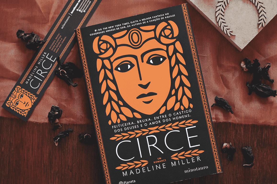 Circe - histórias e lendas da feiticeira mais poderosa da mitologia grega