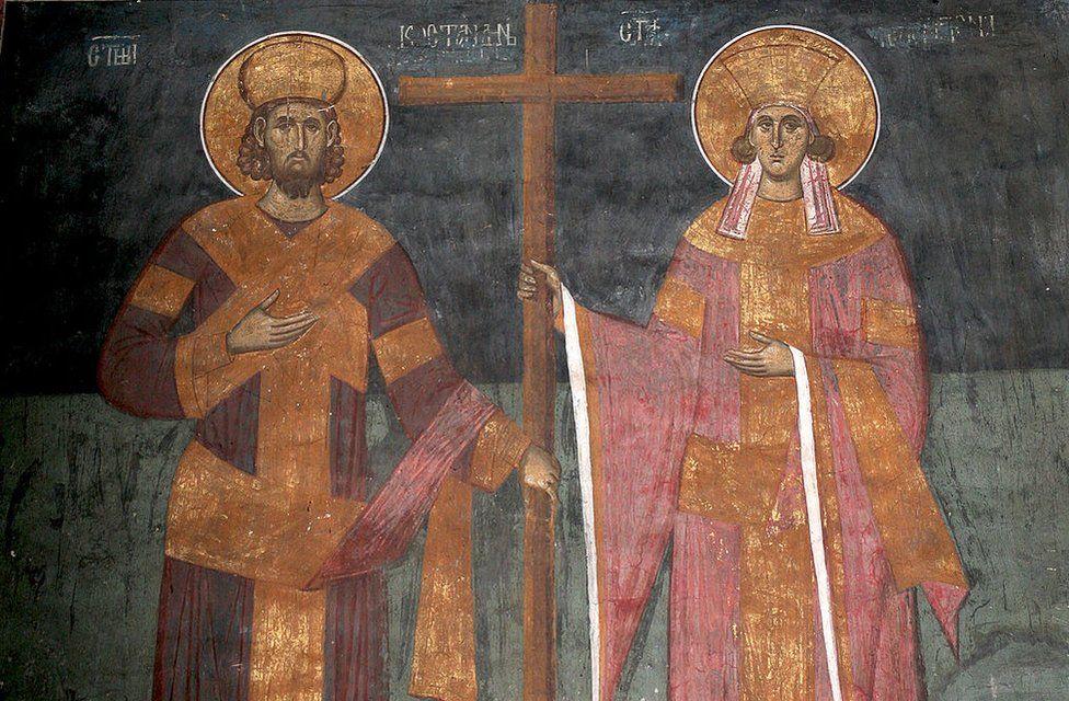 Cruz de Jesus - o que aconteceu com esse objeto histórico?