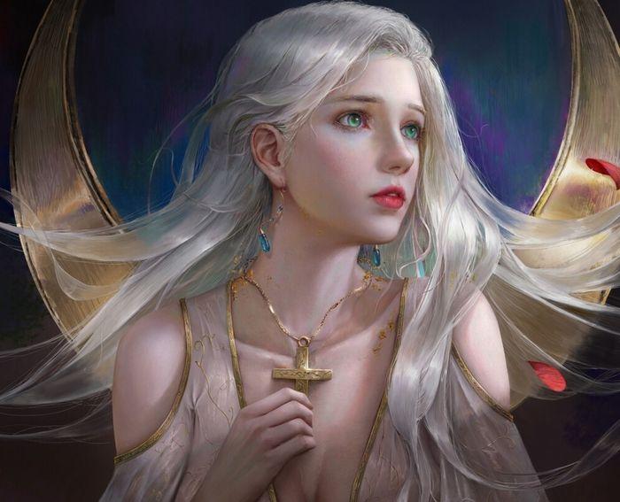 Deusa Selene, quem é? História e habilidades da deusa da lua
