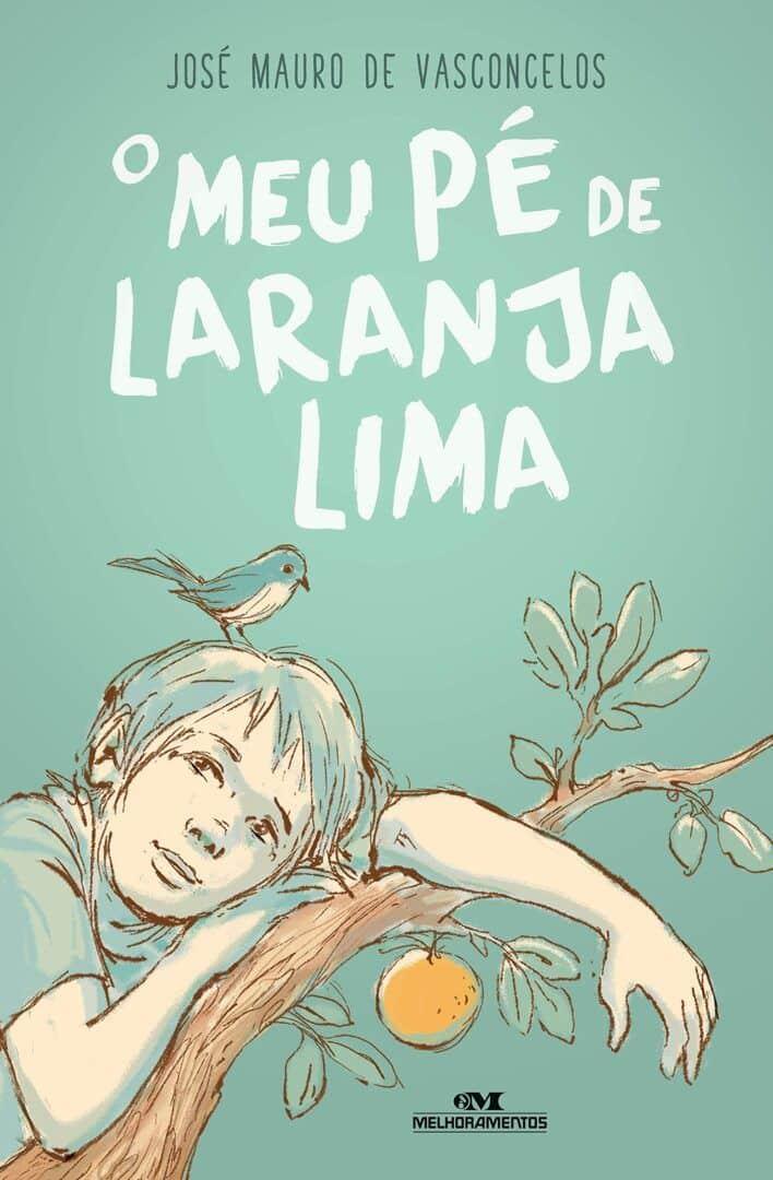 Fotografia da capa da obra do José Mauro de Vasconcelos para ilustração do item