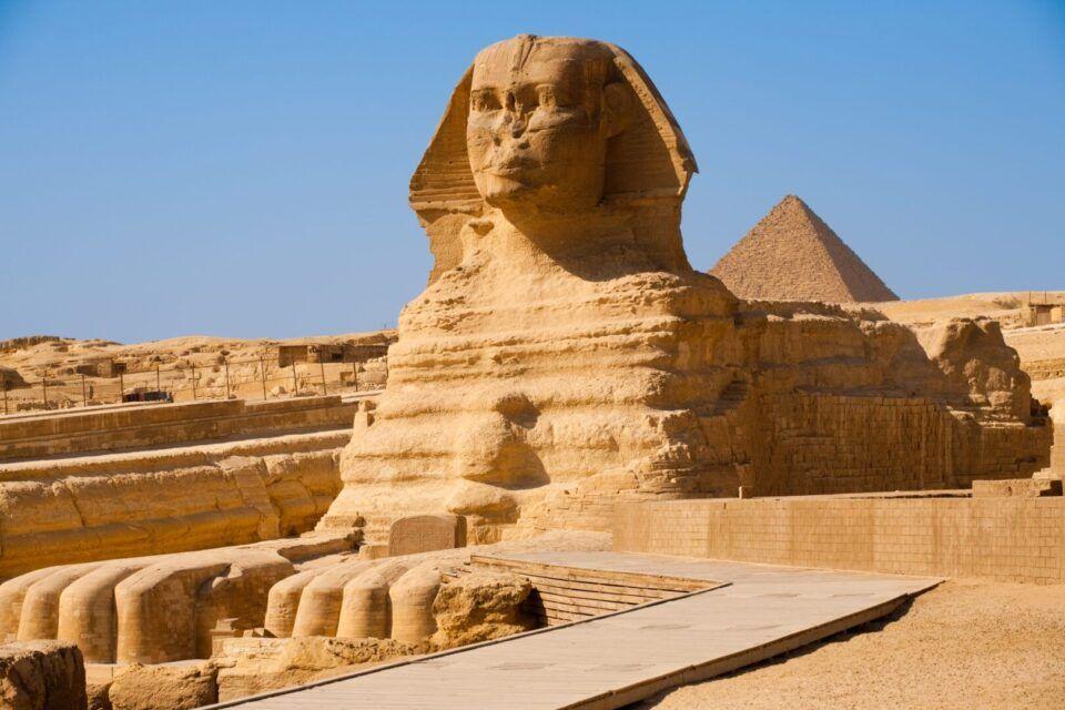Esfinge de Gizé – História do famoso monumento sem nariz