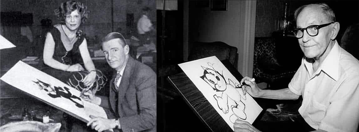 Gato Félix - história do primeiro personagem animado da televisão