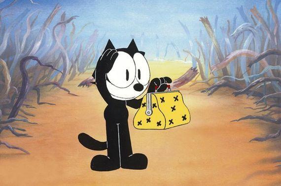 Gato Félix – história do primeiro personagem animado da televisão