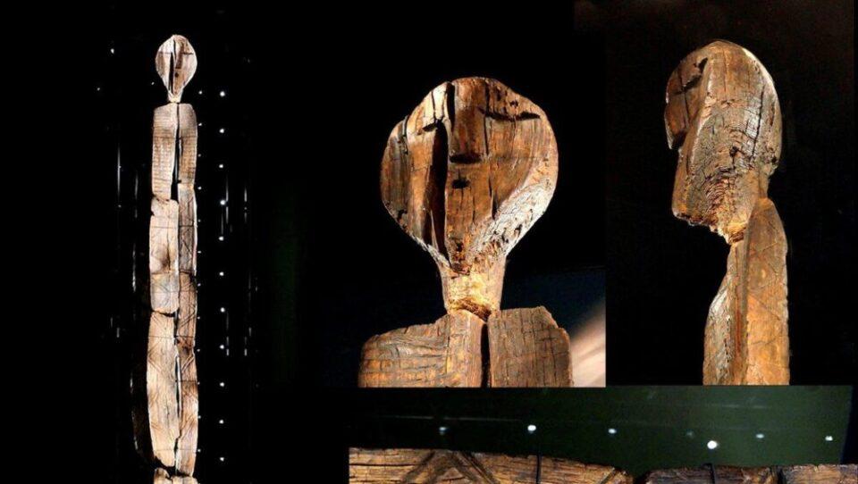 Ídolo de Shigir – O artefato de madeira mais antigo do mundo