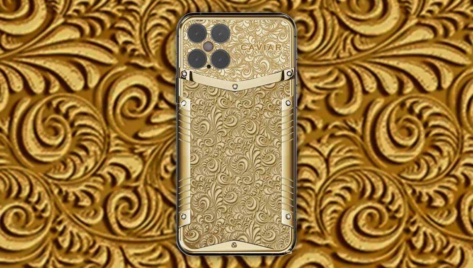 iPhone de Ouro – Versão de luxo custa 40 vezes o preço da tradicional