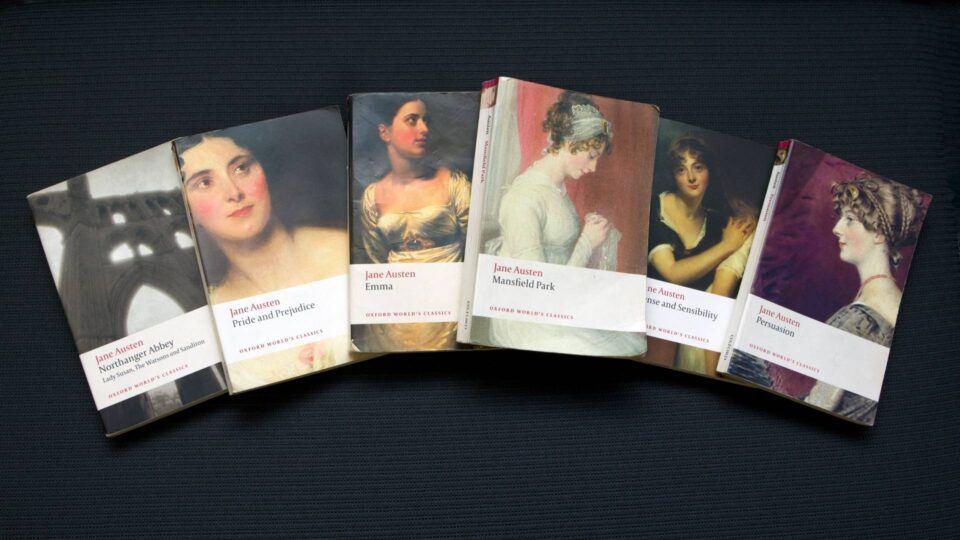 Livros de Jane Austen – Melhores romances da autora
