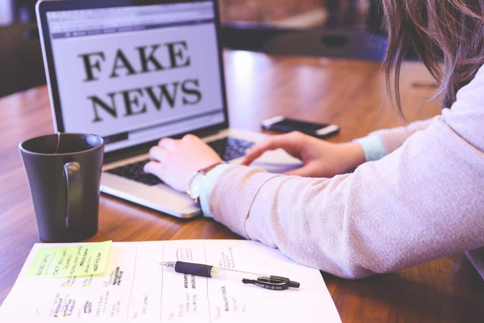 O que significa fake news - como surgem, se propagam e principais riscos