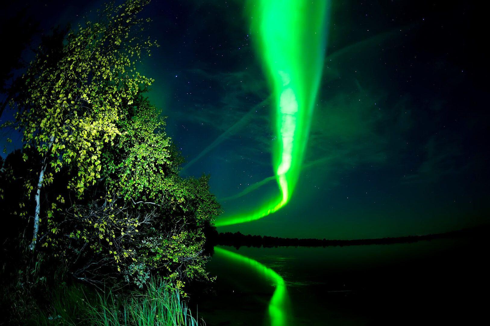Onde ver a Aurora Boreal - 9 países para ver esse fenômeno da natureza