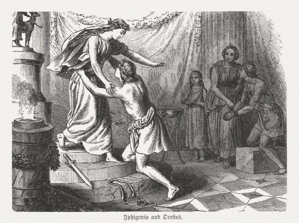 Orestes – História e importância no desenvolvimento da mitologia grega
