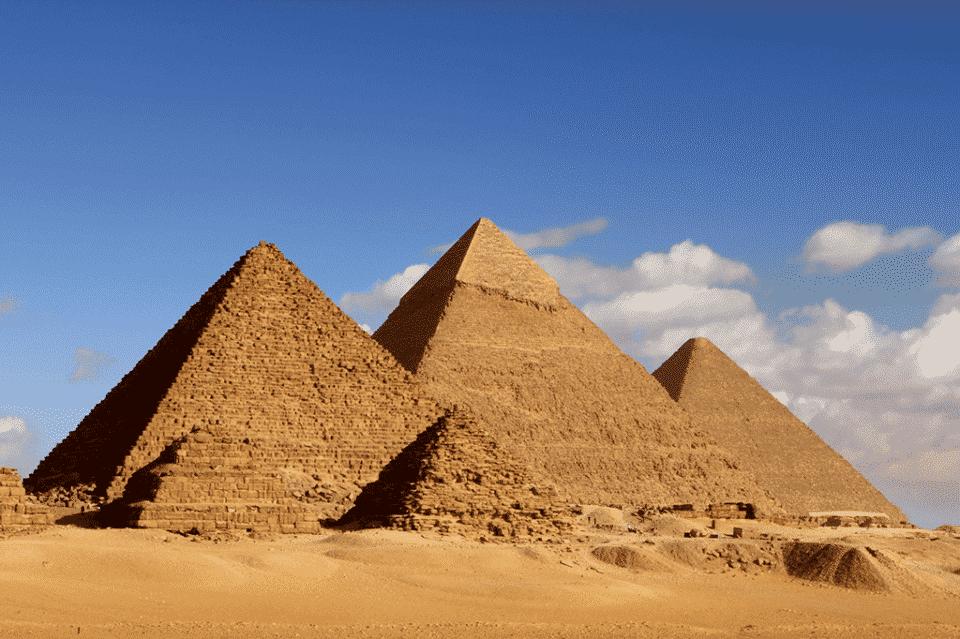 Pirâmides do Egito Antigo – Tudo sobre o grandioso complexo egípcio