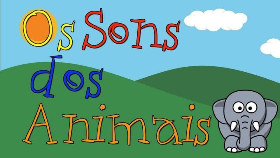 Sons dos animais, quais são? Quando e como são usados