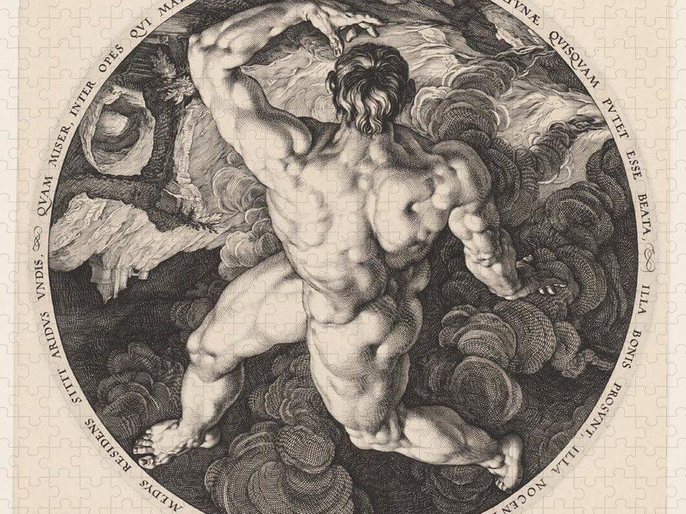 Tântalo - quem foi e participação nas lendas da mitologia grega