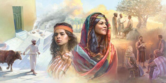 Agar: história e representações da personagem bíblica