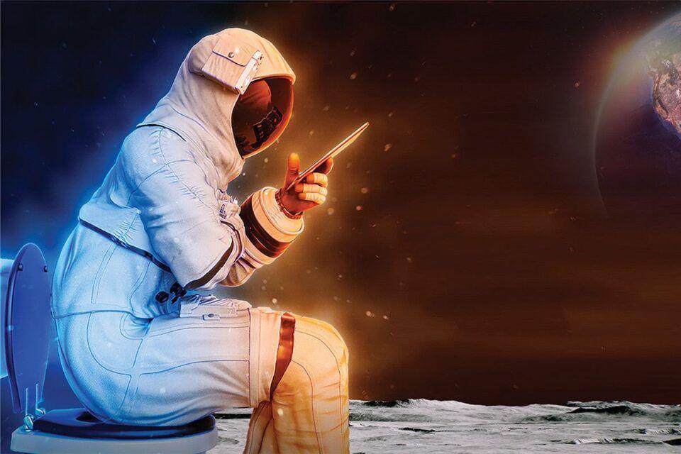 Banheiro no espaço – Como os astronautas praticam a higiene pessoal