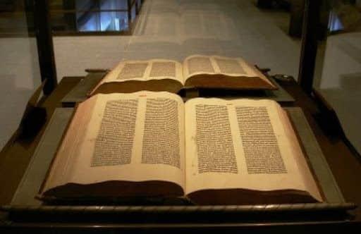 Bíblia de Gutemberg – História do primeiro livro impresso no Ocidente