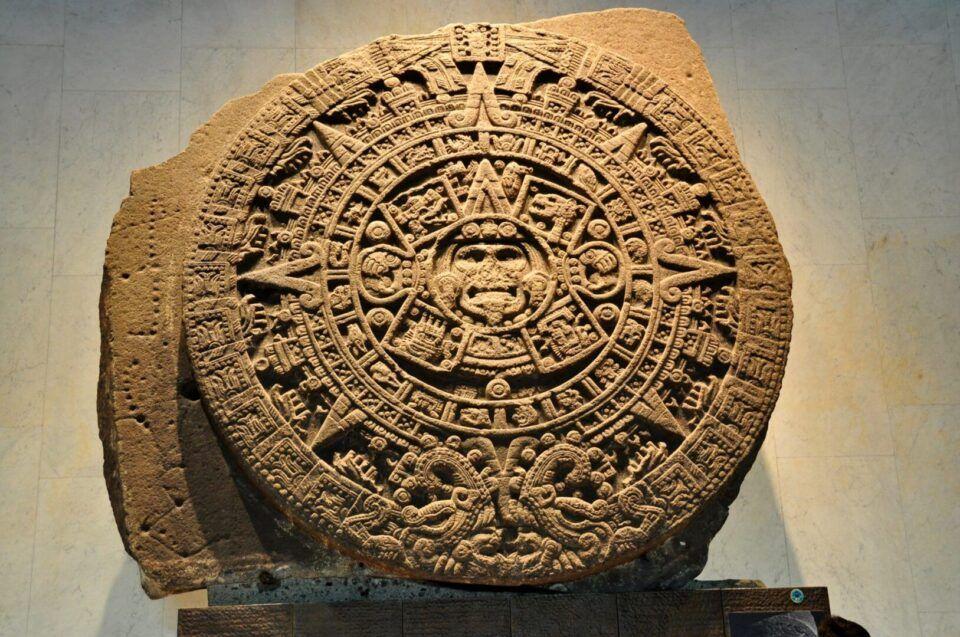 Calendário asteca – Como funcionava e sua importância histórica