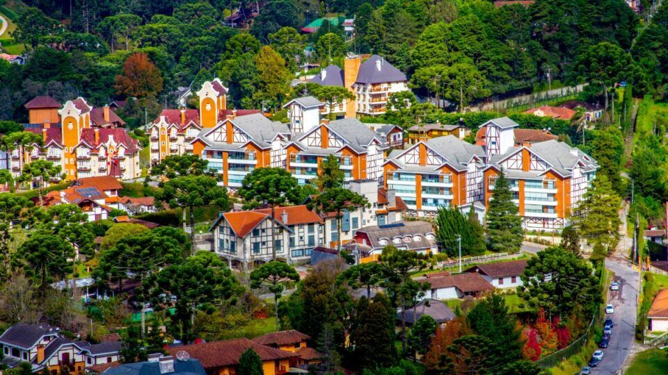 Cidades mais altas do Brasil, quais são? Onde estão e suas altitudes