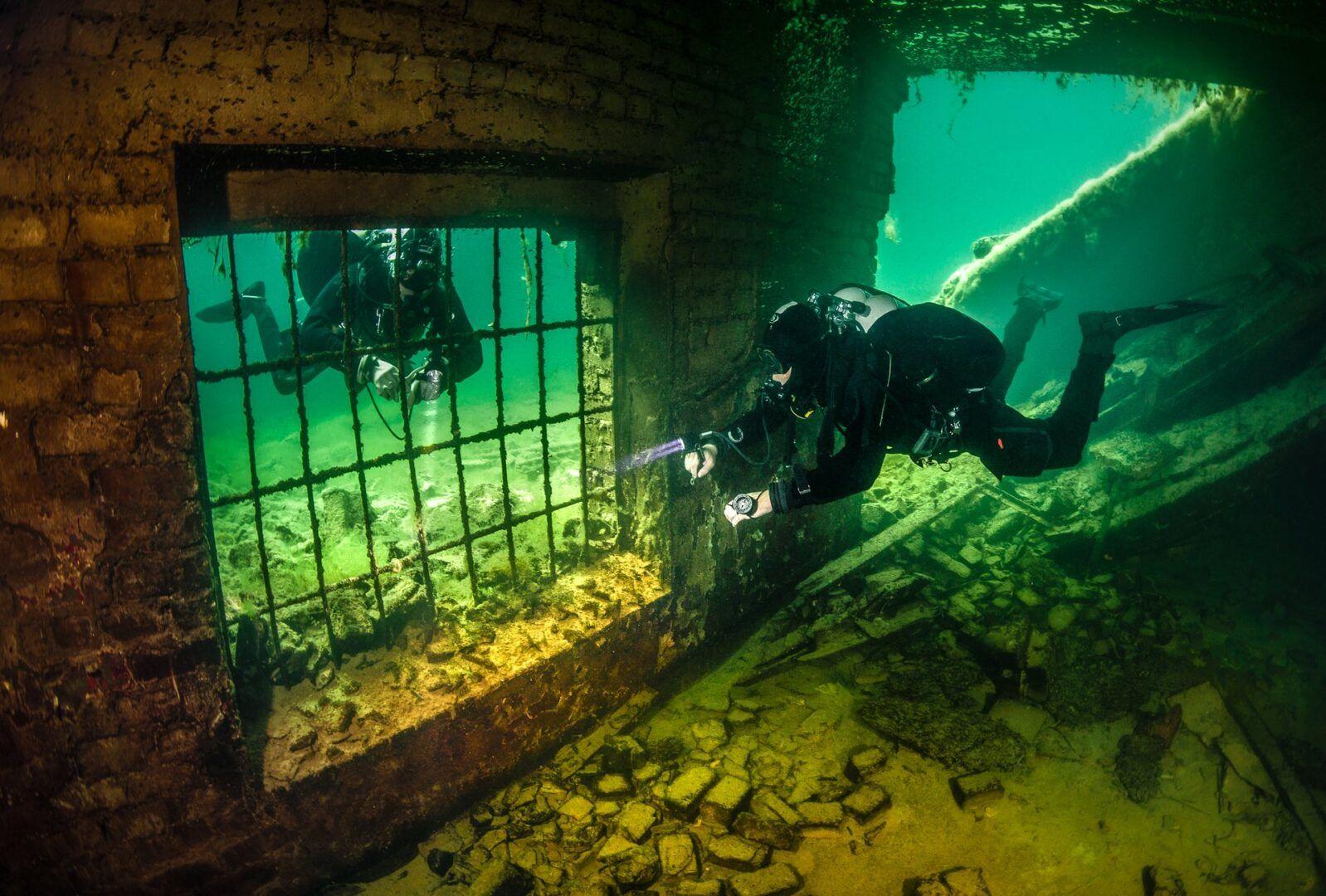 Cidades submersas - 11 cidades escondidas debaixo d'água