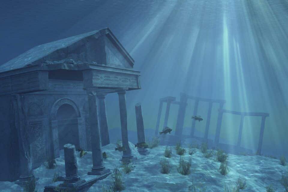 Cidades submersas – 11 cidades escondidas debaixo d'água