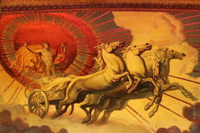 Deus Hélio, quem é? Historia da divindade anciã do Sol