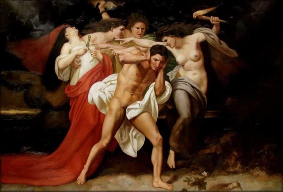 Erínias, quem são? História da personificação da vingança na mitologia