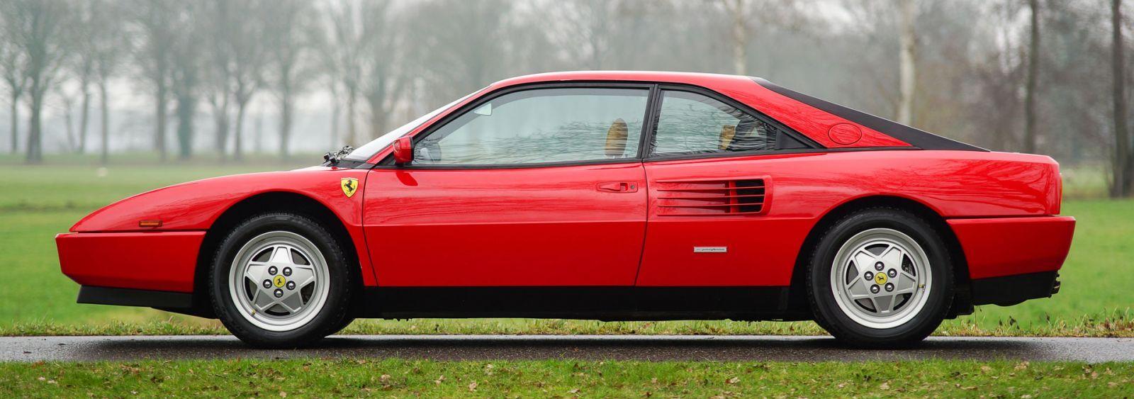 Ferrari Mondial - o caso do carro desaparecido por mais de 20 anos