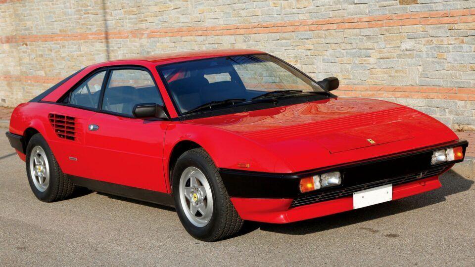 Ferrari Mondial – O caso do carro desaparecido por mais de 20 anos