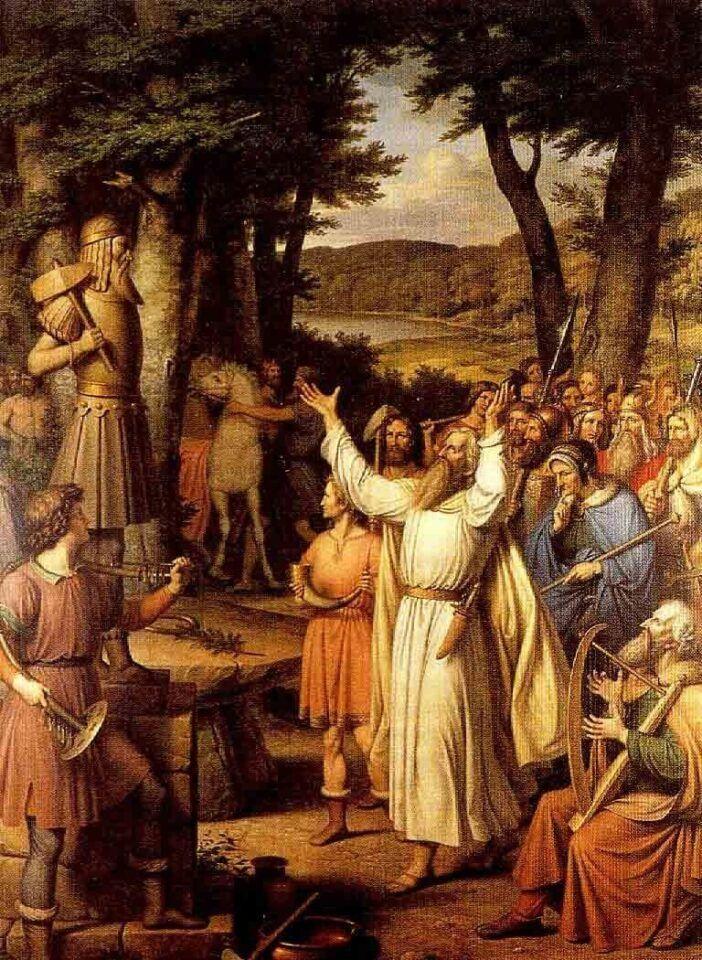 Forseti – O deus da justiça da mitologia nórdica
