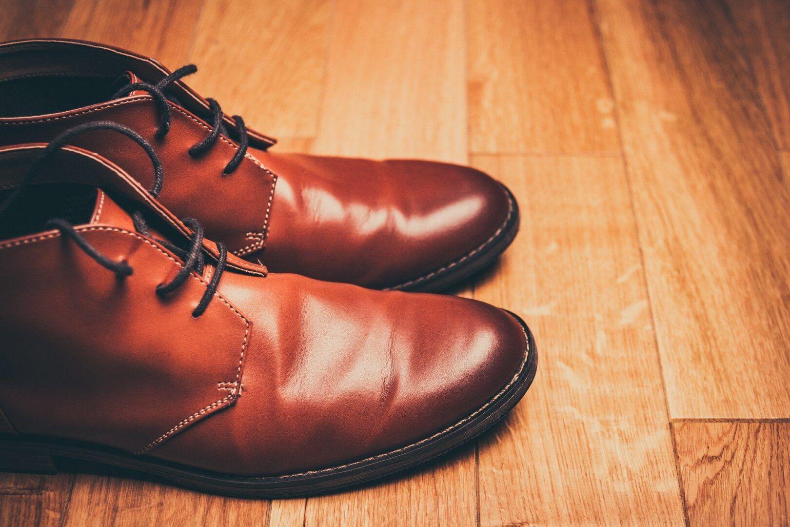 Fotografia de sapatos para ilustração do item