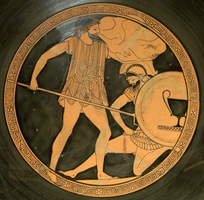 Gigantes da Mitologia Grega - quem são e como foram criados?